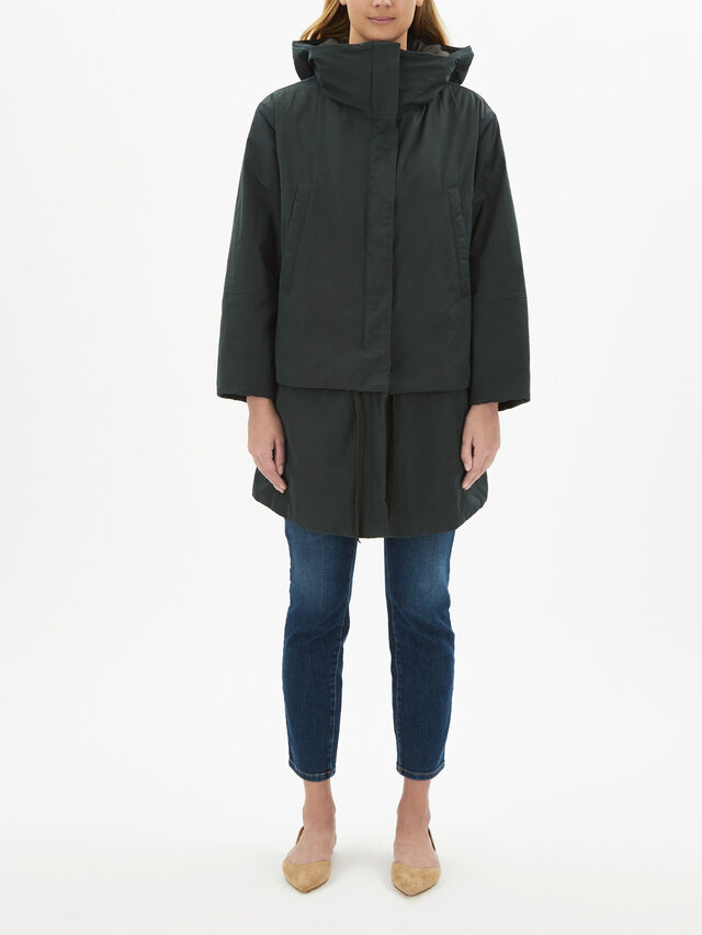 Charles Quilted Coat