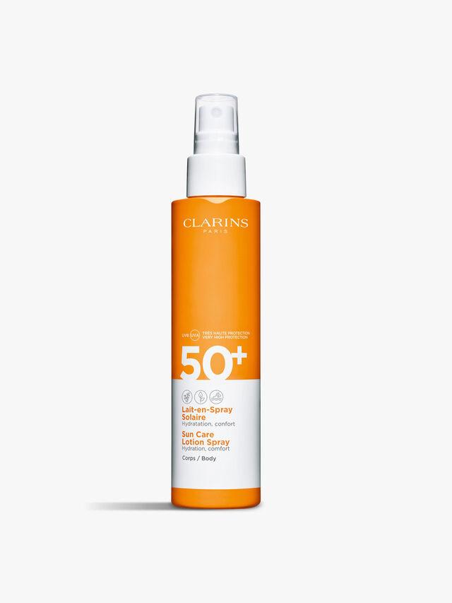 Sun Care Body Lotion Spray UVB/UVA 50+