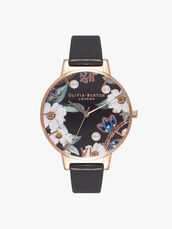 Bejewelled Florals Watch