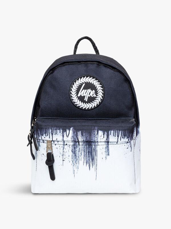 Mono Drips Mini Backpack