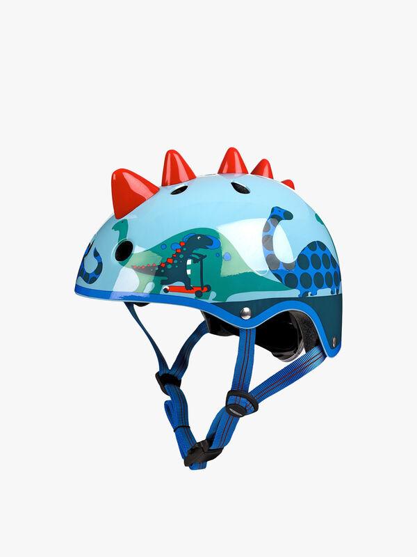 Micro Deluxe 3D Scootersaurus Helmet - Medium