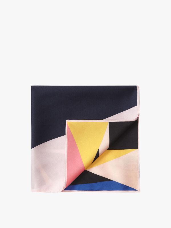 Henri Pocket Square