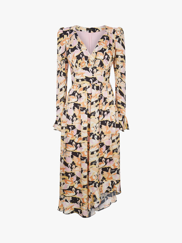 Freesia Midi Dress