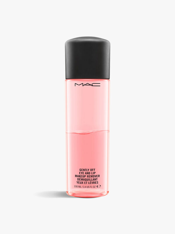 Gently Off Eye and Lip Make-up Remover