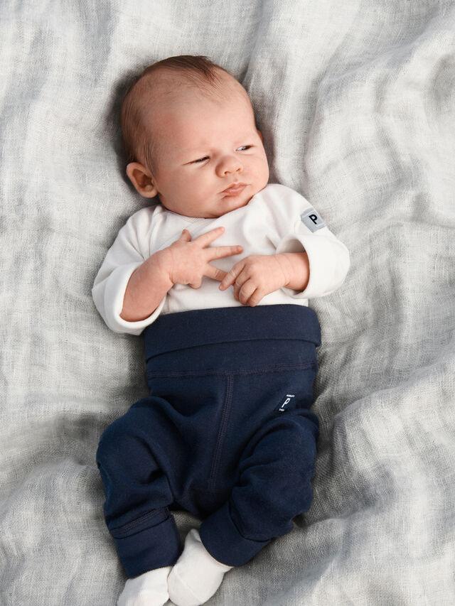 Organic Cotton Newborn Baby Trousers