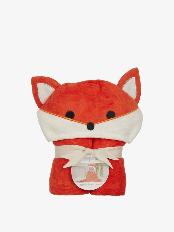 Fox Baby Towel