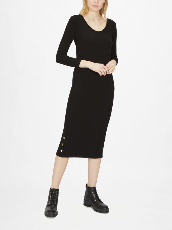 Barbour International Burnout Dress