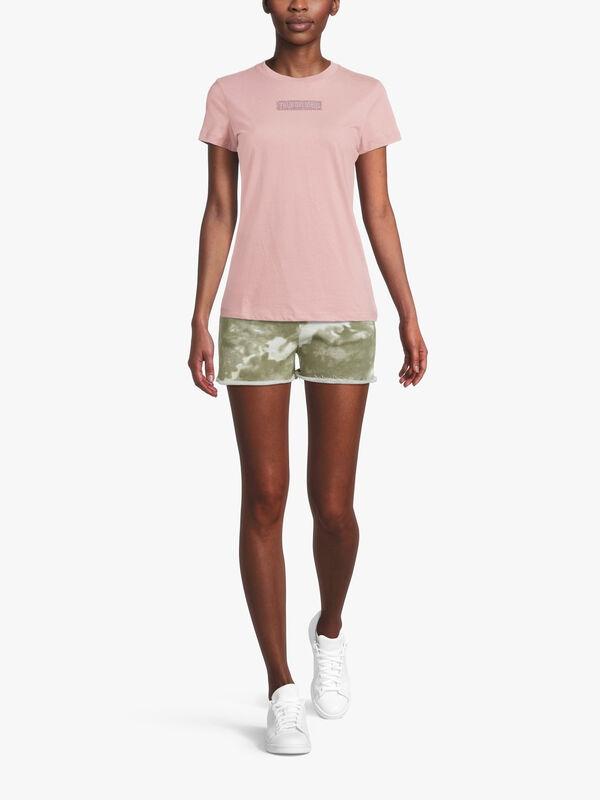 Crystal Slim T-Shirt