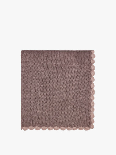 Scala Knit Throw