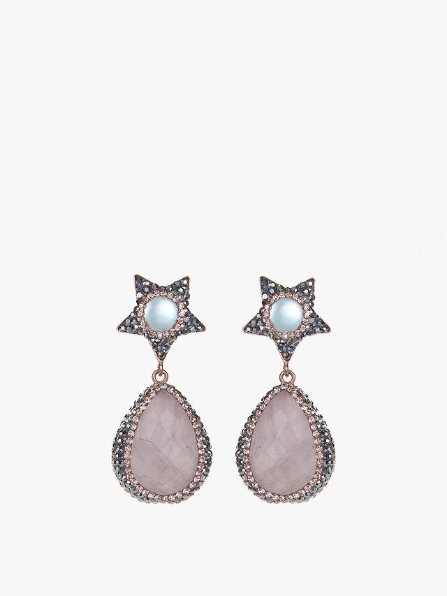 Celestial Bellatrix Earring
