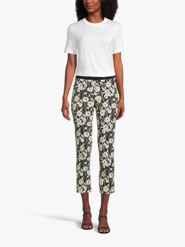 Flower-Print-Pull-On-Cotton-Trouser-L1SU33