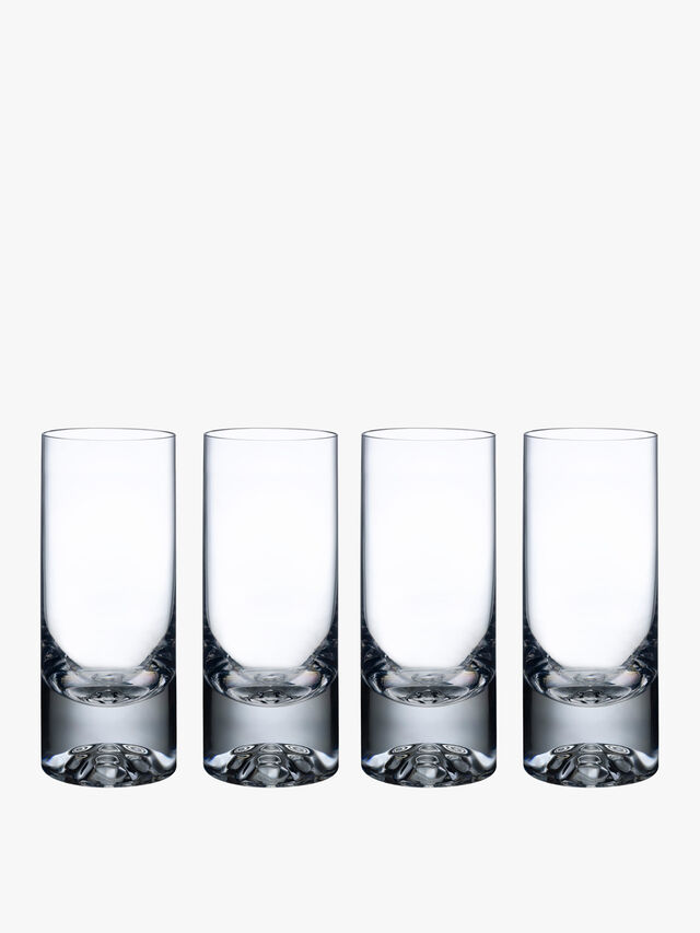 Shade High Ball Glass Set of 4