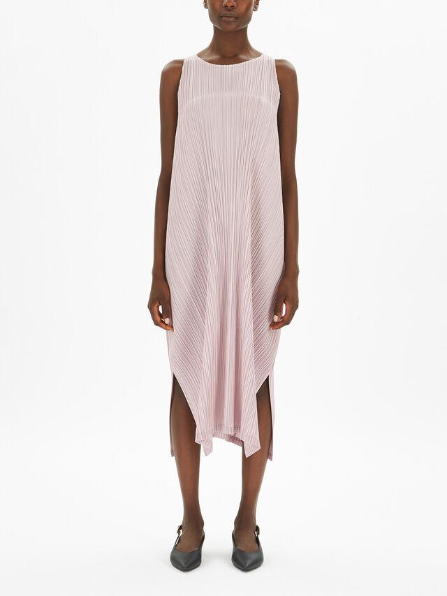Short Sleeve Long Dress