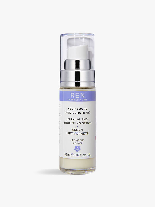 Keep Young And Beautiful™ Firming And Smoothing Serum