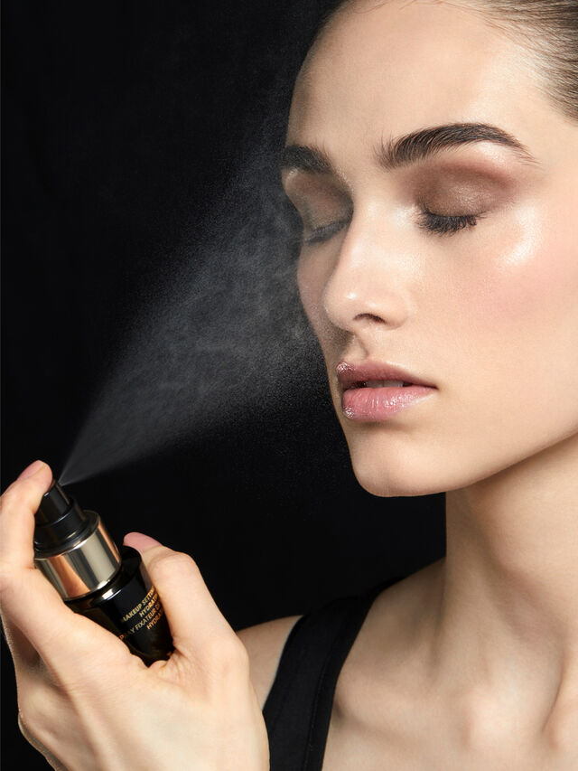 Top Secrets Make-Up Setting Spray