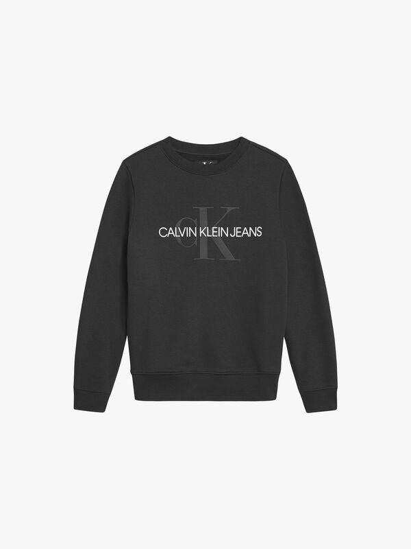 Monogram Crew Sweatshirt