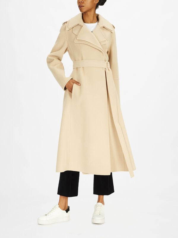 Duda Trench Coat