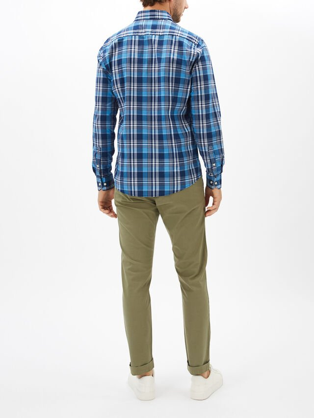 Country Check 10 Tailored Shirt
