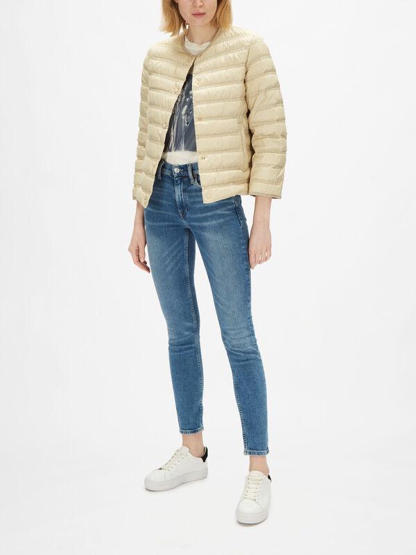Brina Padded Short Jacket
