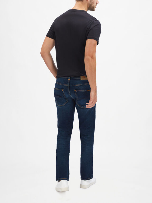 Grim Tim Slim Straight Jeans