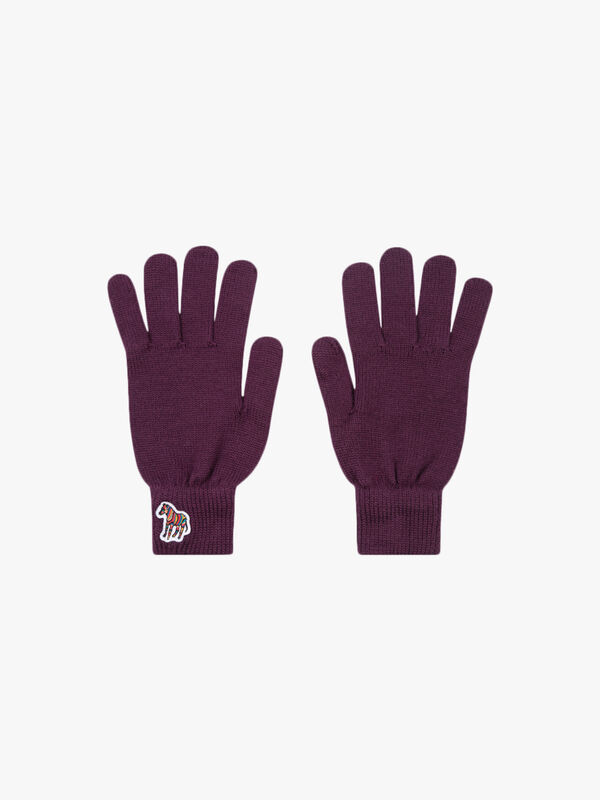 Zebra Glove