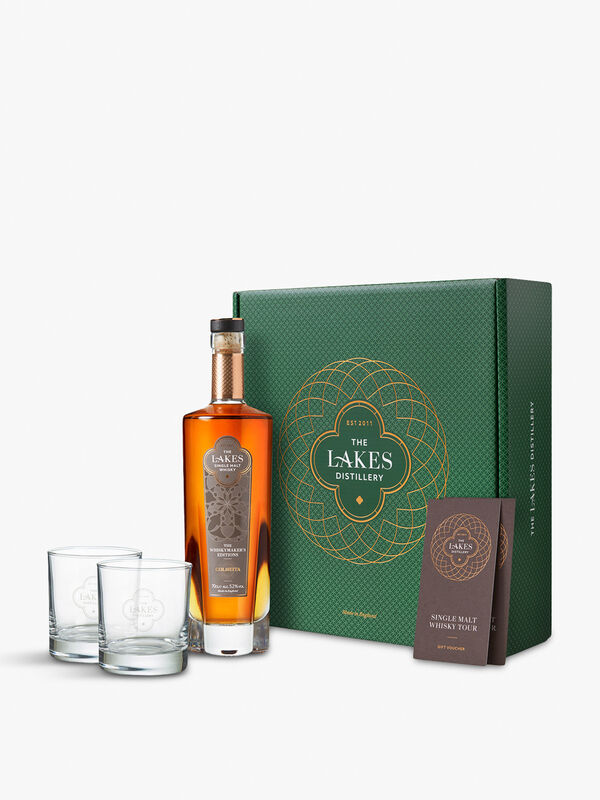 Fenwick Exclusive The Lakes Distillery Whisky Gift Set