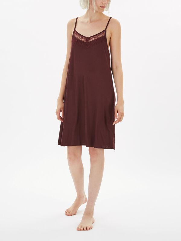 Amanda Spaghetti Dress