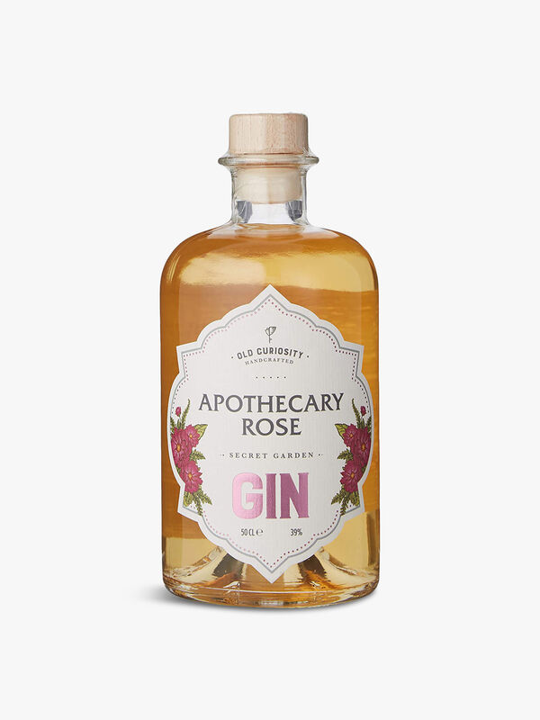 Apothecary Rose Gin 50cl