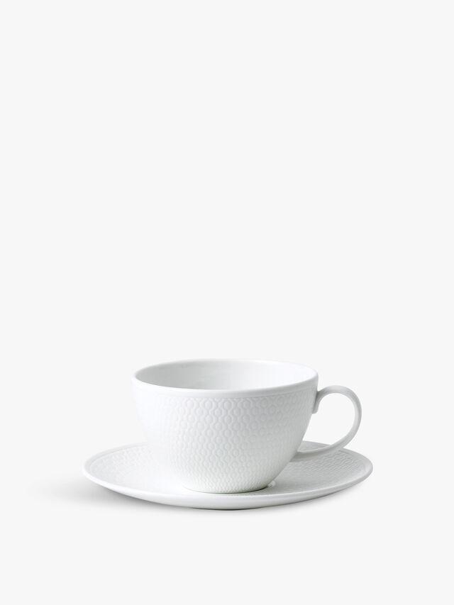 Gio Teacup & Saucer 260ml