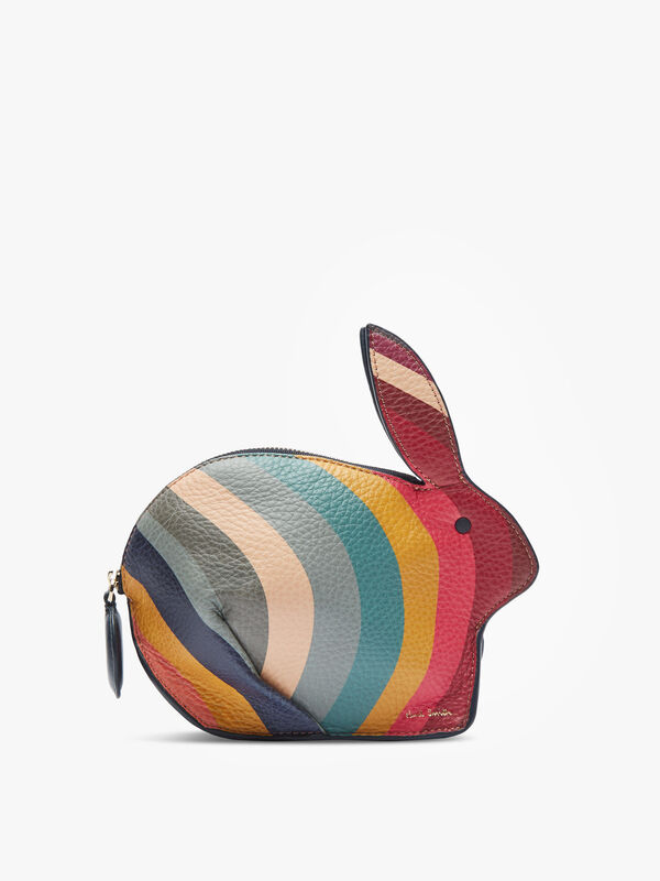 Rabbit Swirl Purse