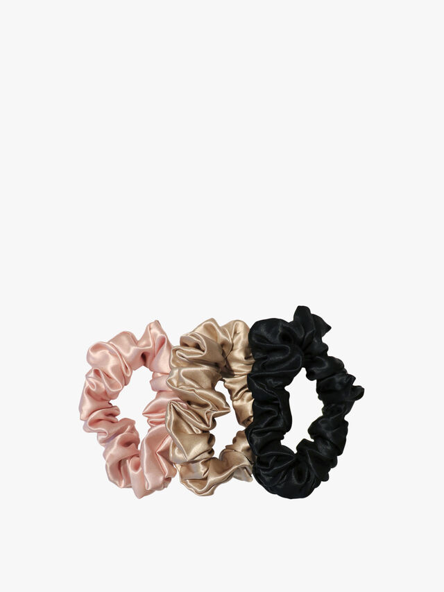 Large Silk Scrunchies