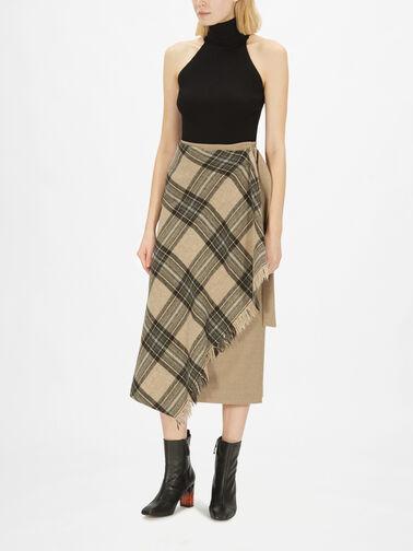 Pigna-Check-Wool-Wrap-Skirt-w-Fringe-Detail-0001190121