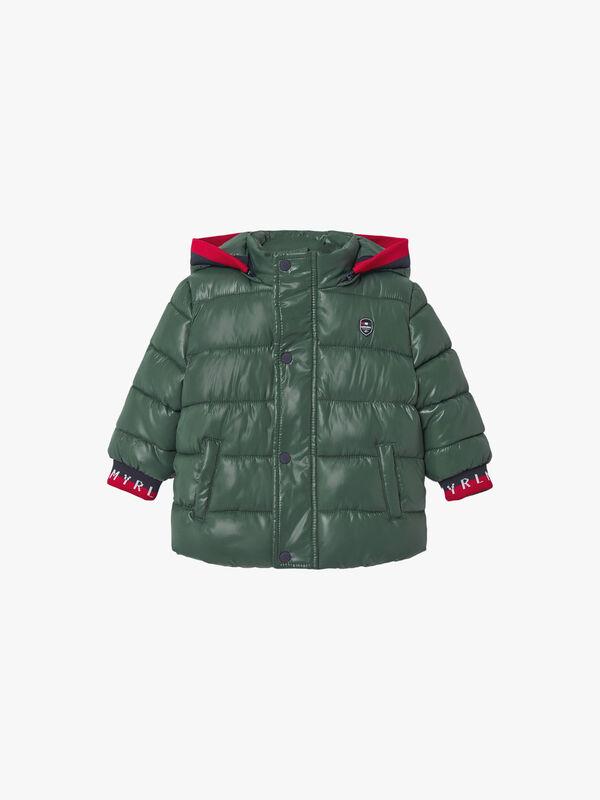 Hooded Puffa Jacket