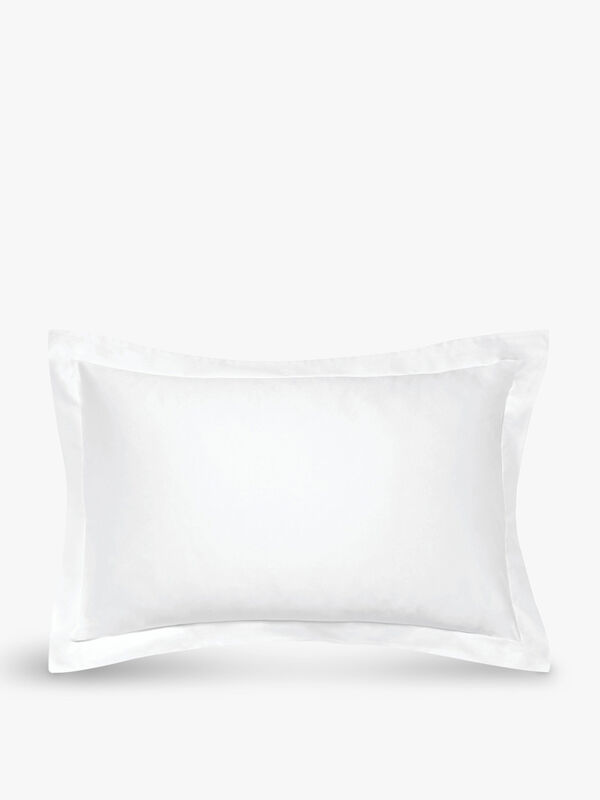600 TC Hotel Peacock Standard Pillowcase