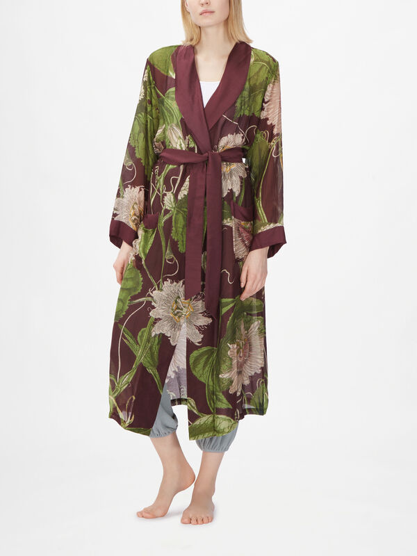 Kew Passion Flower Gown