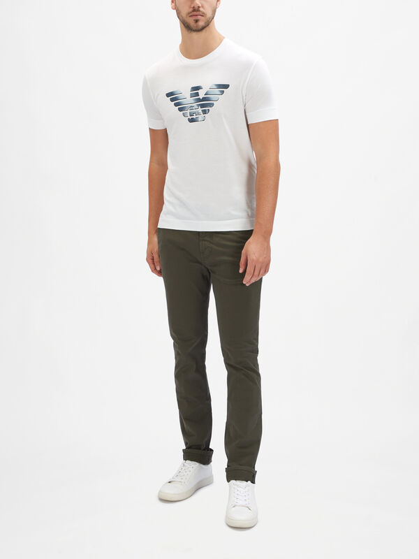 Short Sleeve Eagle Cloud T-Shirt