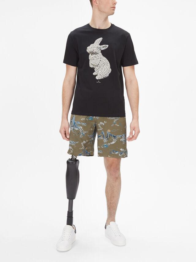 Bone Rabbit T-Shirt