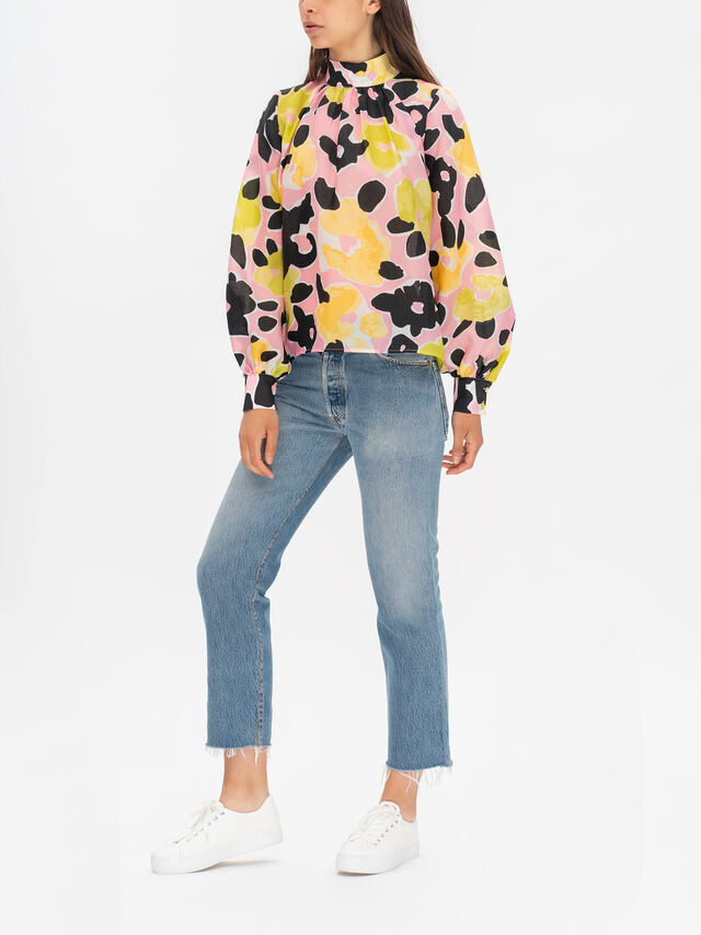 Eddy Graphic Printed Top