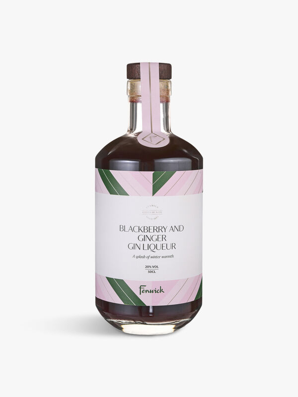 Blackberry and Ginger Gin Liqueur 50cl