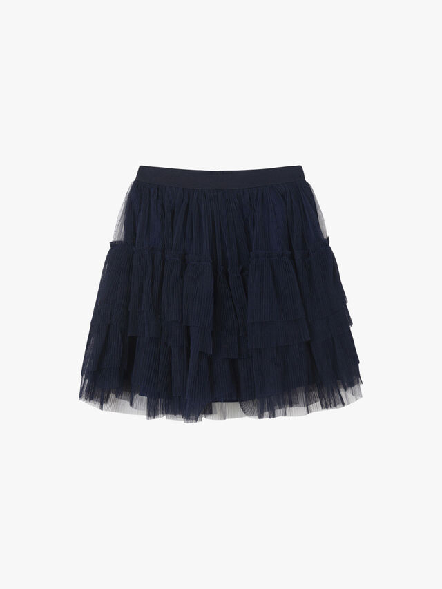 Tulle Layered Skirt
