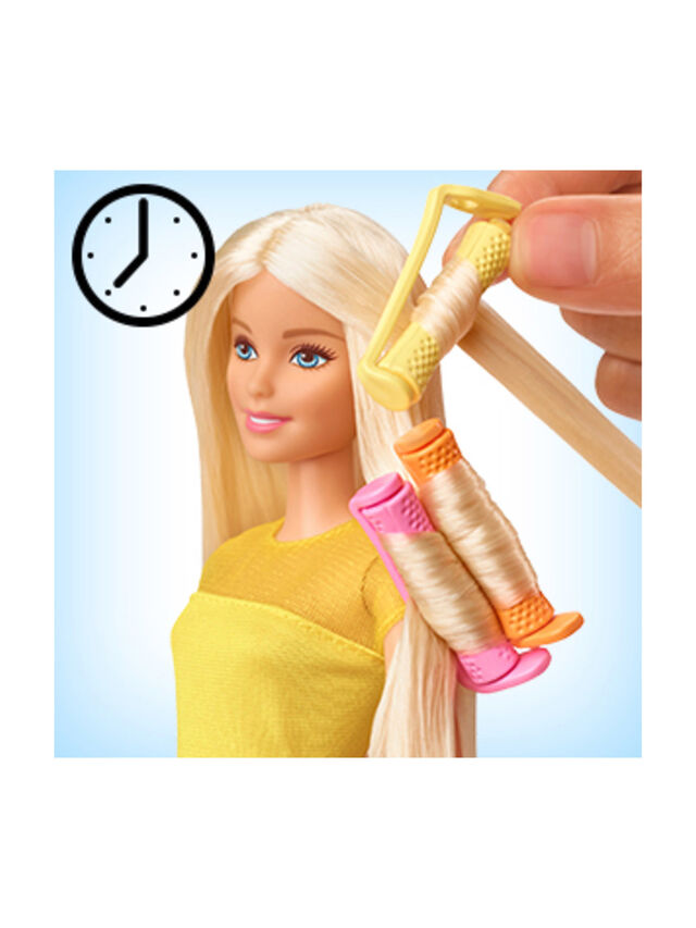 Ultimate Curls Doll And Playset