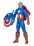 Titan Hero Series Blast Gear Captain America