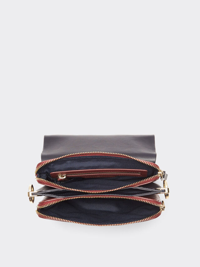 Leather Statement Crossover