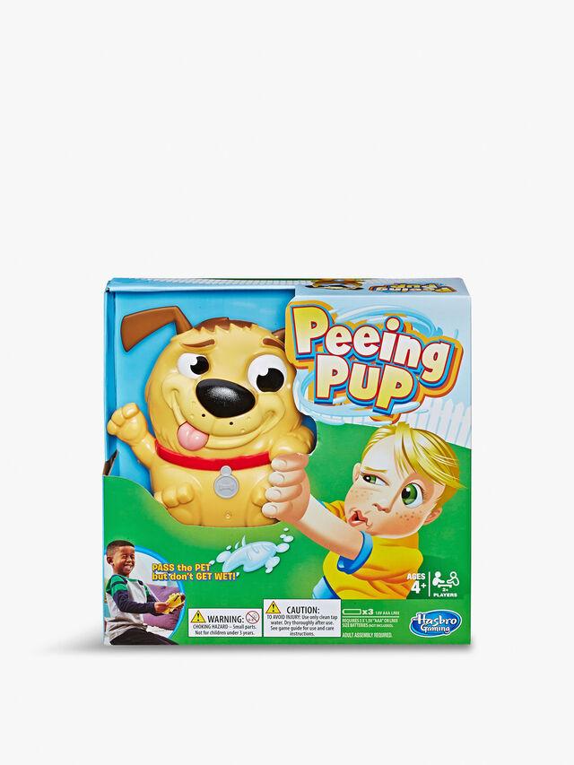Peeing Pup Game