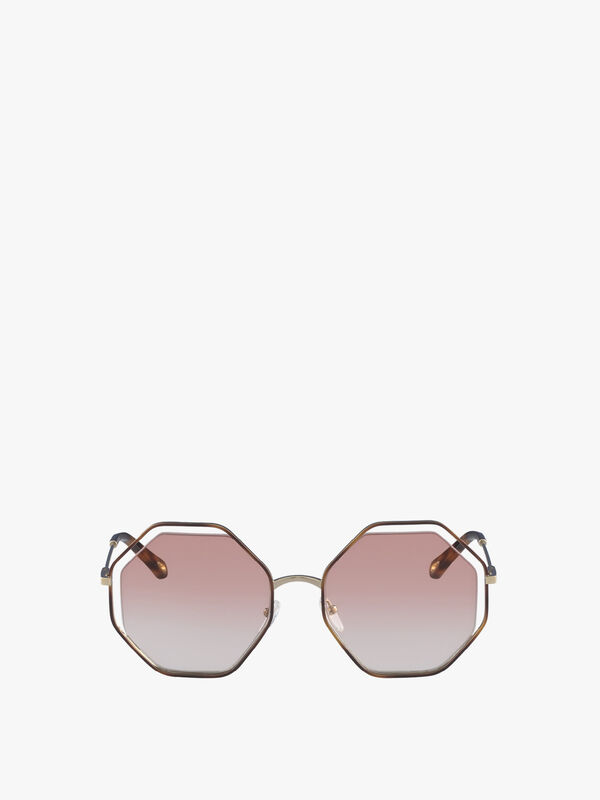 Poppy Octagonal Floating Lenses
