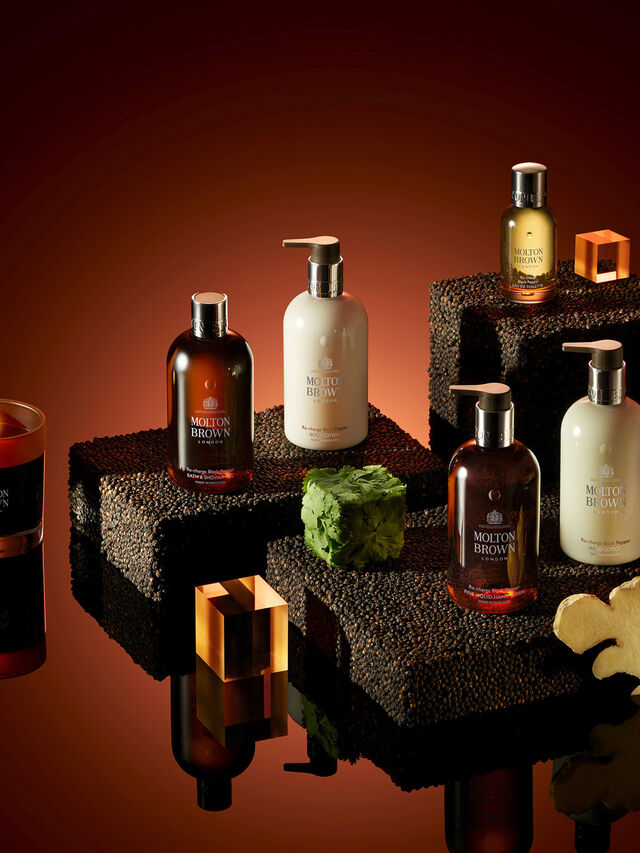 Re-charge Black Pepper Bath & Shower Gel