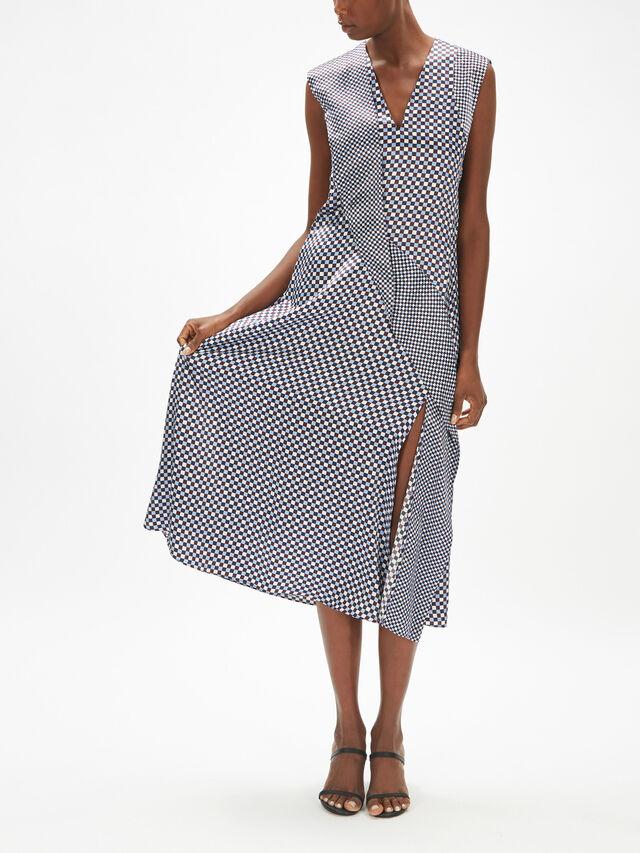 Favola Ruffle Detail Dress