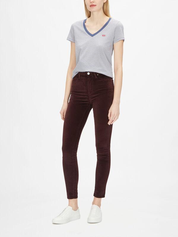 721 High Rise Skinny Comfort Jean