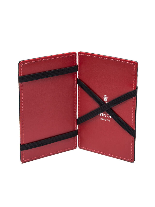 Sterling Magic Wallet
