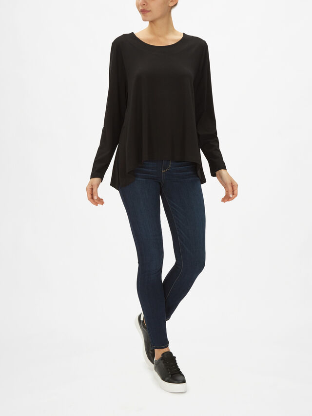 Aja Long Sleeve Top